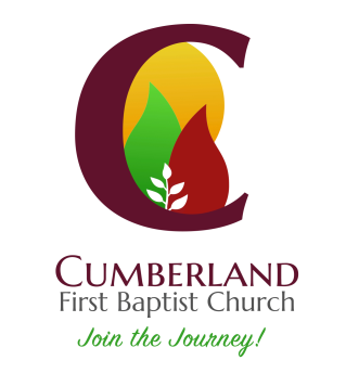 Cumberland First Baptist Church logo